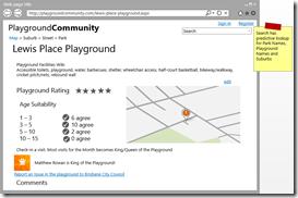PlaygroundCommunity Mock Page 2